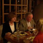 Cena con espectáculo y traslados