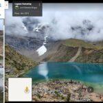 Conoce la Laguna Humantay con Google Maps